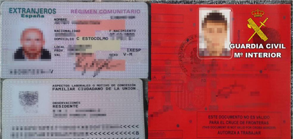Detenidos por estafas en internet usando más de 200 identidades suplantadas y falsas
