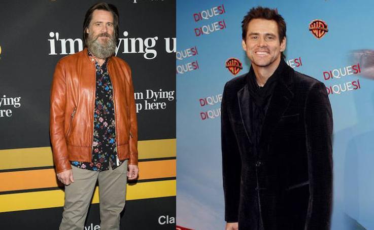 Fotos de grandes cambios físicos de los famosos de Hollywood
