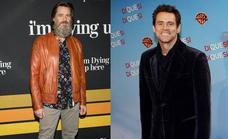 Johnny Depp, Jim Carrey y otros increíbles cambios físicos de actores