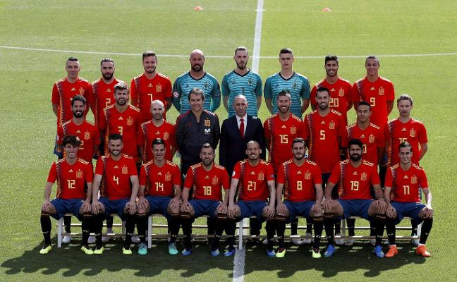 Rodrigo sobre su futuro: «Después del Mundial ya se verá lo que pasa»