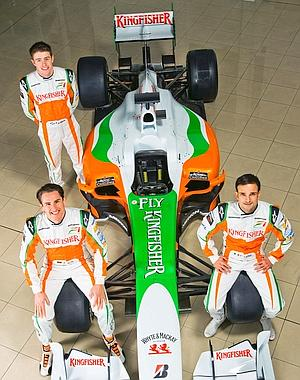 Force India, un equipo emergente