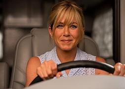 Jennifer Aniston se desnuda en 'We're the Millers'