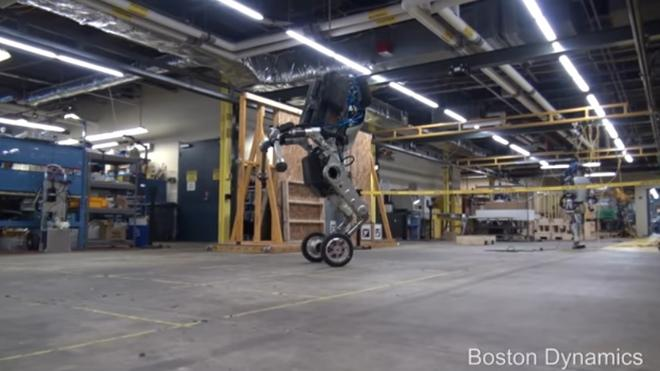 Handle, el robot del Boston Dynamics que impresiona al mercado