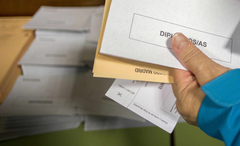 Elecciones 26-J en la provincia
