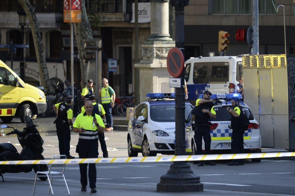 Atentado yihadista en Barcelona y Cambrils