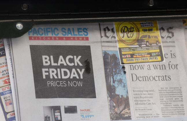 Black Friday (viernes negro)