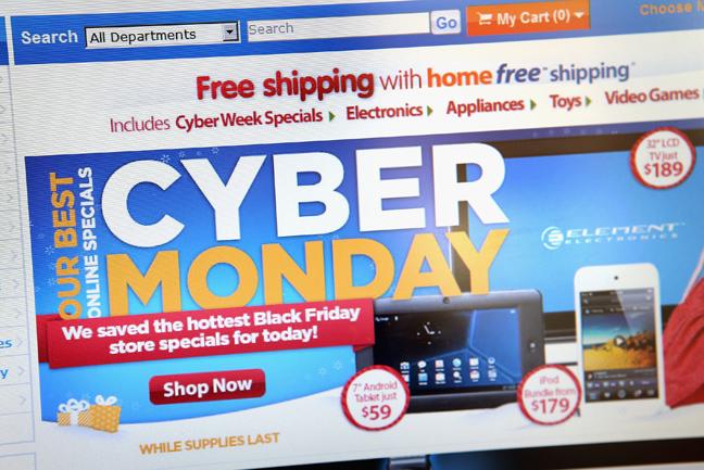 Cyber monday (ciberlunes)