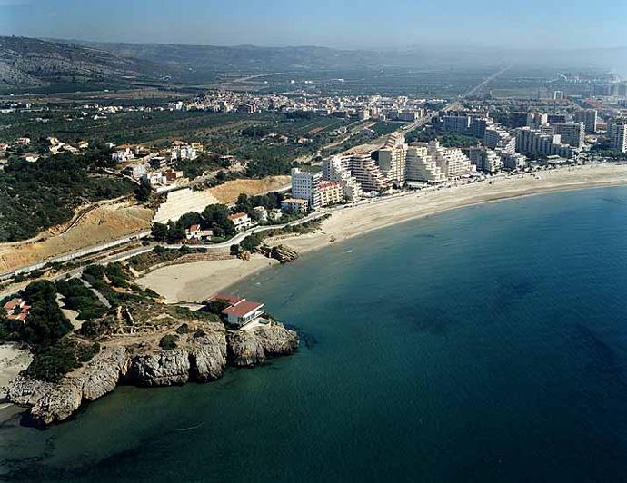 Playa De La Concha Oropesa Del Mar Lasprovinciases