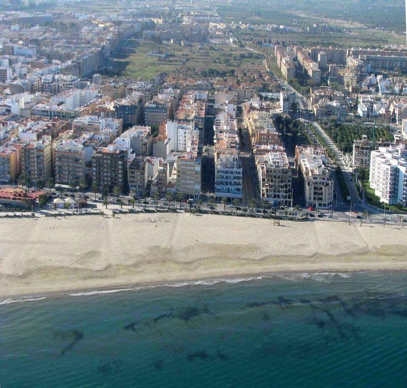 Playa de puerto de sagunto port de sagunt sagunt - Tanatorio puerto de sagunto ...