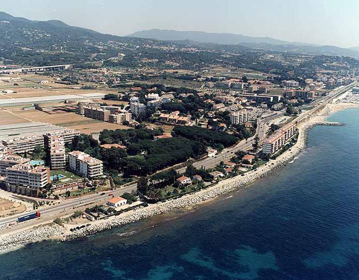 Playa De L Estacio Sant Andreu De Llavaneres Lasprovincias Es