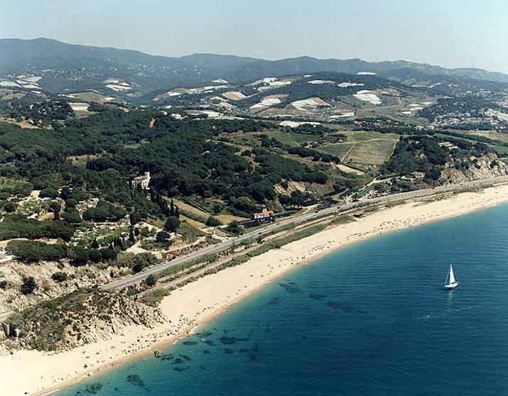Playa De La Murtra Sant Pol De Mar Lasprovincias Es