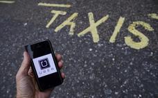 ¿Por qué Uber sólo funciona en Madrid?