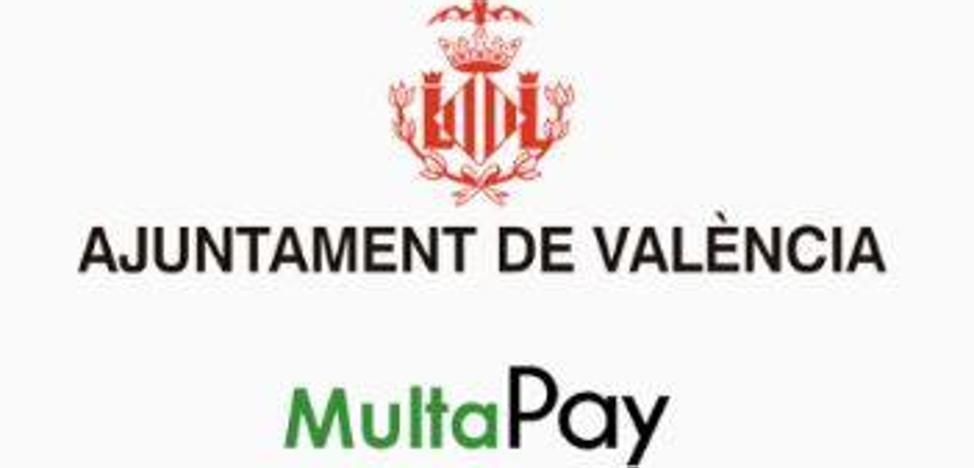 Cómo pagar las multas de tráfico y ORA en Valencia desde el móvil o el ordenador