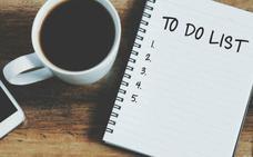 4 trucos que te ayudarán a completar tu lista de tareas diarias