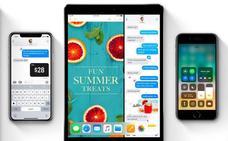 iOS 11: descubre si tu iPhone o iPad se pueden actualizar