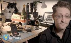 La app de Snowden que convierte tu móvil en un sistema de vigilancia
