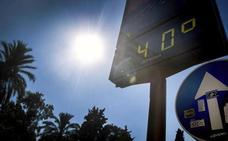 ¿Por qué el viento de poniente hace subir tanto los termómetros?