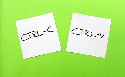 Quién inventó el CONTROL + C / CONTROL + V: la milagrosa llegada del copypaste