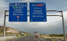 Cómo evitar el peaje en la AP-7 entre Valencia y Barcelona