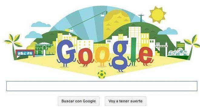 World Cup 2014: Google honors FIFA World Cup Brazil with a doodle