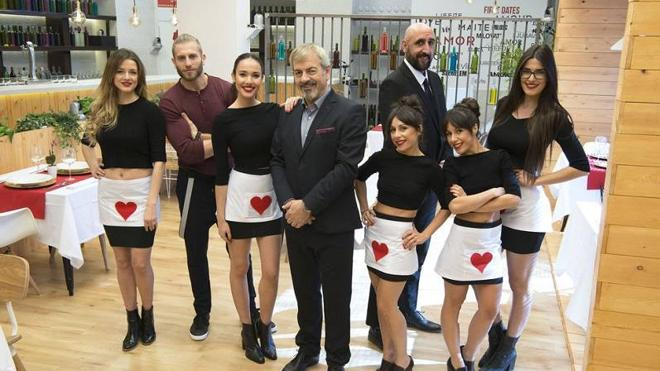 La emotiva cita que prepara 'First Dates'