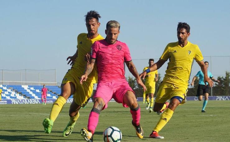 Fotos del Levante UD - Cádiz CF