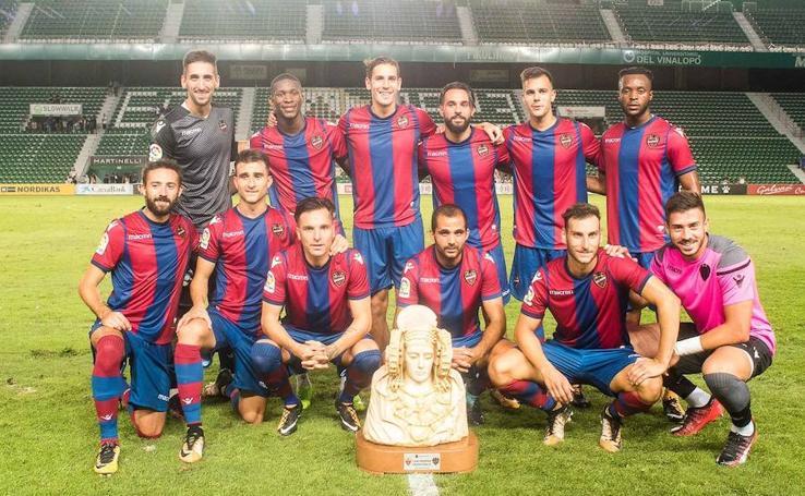 Fotos del Elche CF - Levante UD