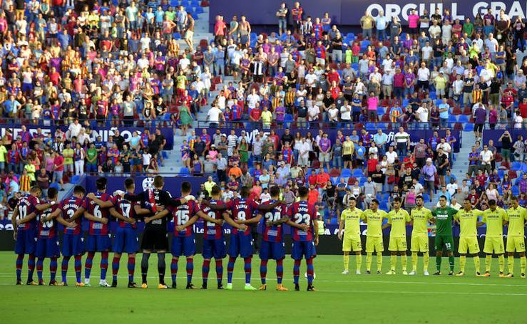 Fotos del Levante UD - Villarreal CF