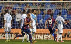 Levante UD | Bardhi se apunta contra el Real Madrid