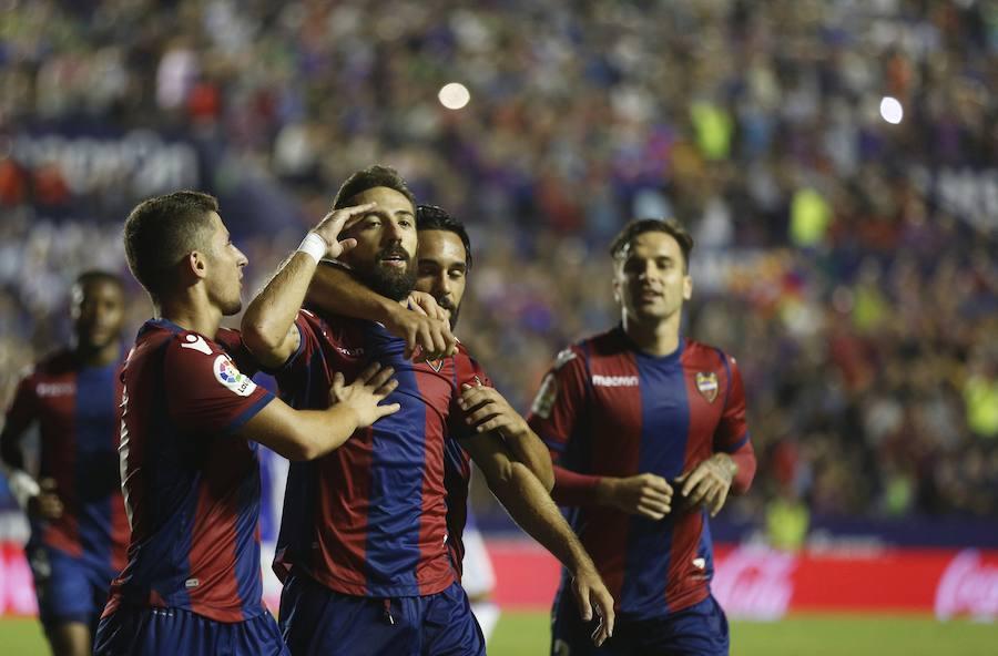 Fotos del Levante UD - Real Sociedad