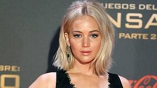 Jennifer Lawrence visita Madrid