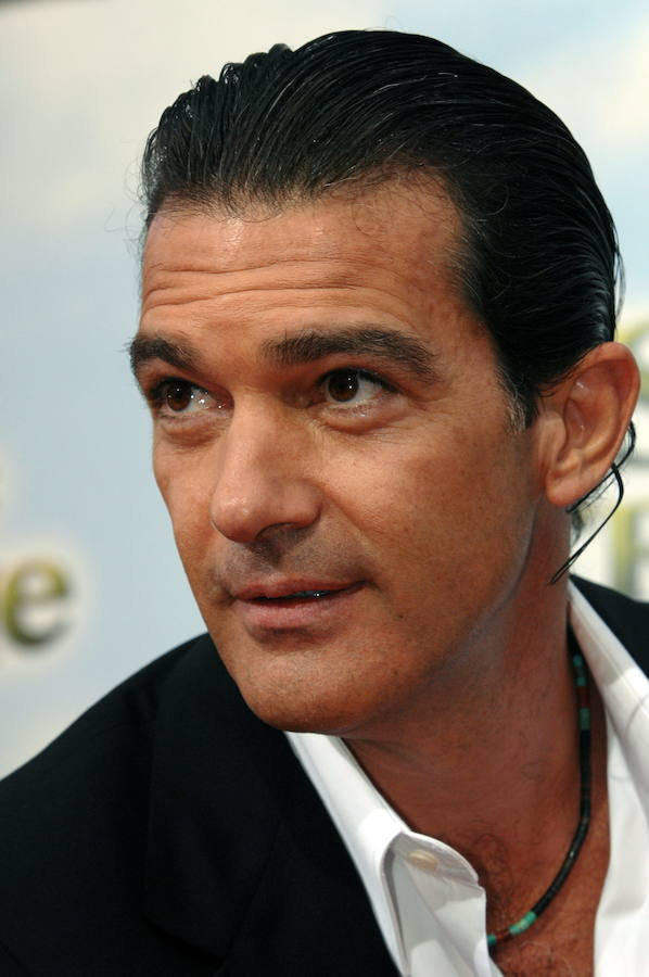 Fotos del actor Antonio Banderas