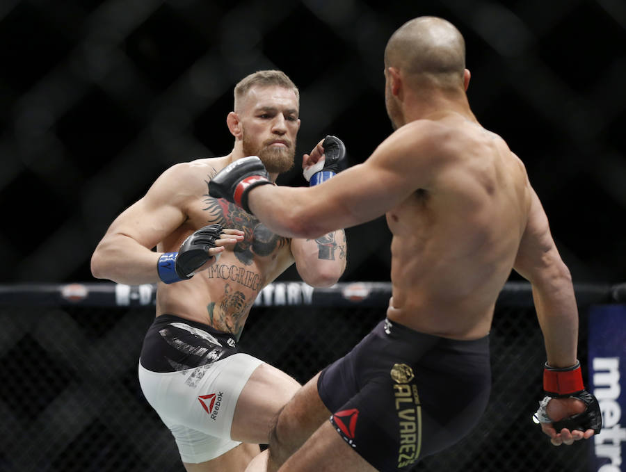 Fotos de Conor McGregor