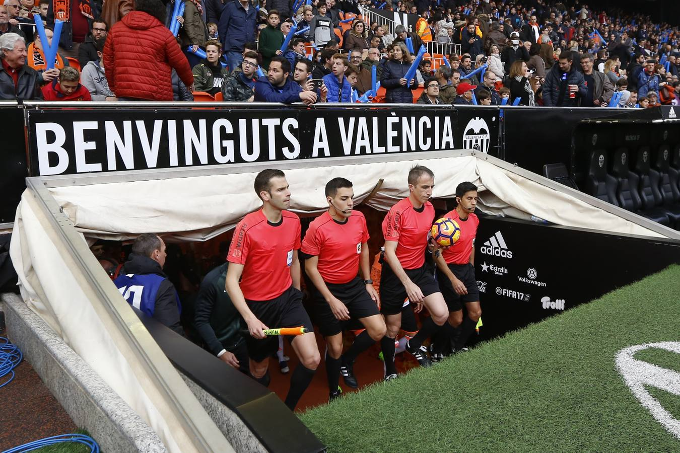 Fotos del Valncia CF- Athletic Club de Bilbao