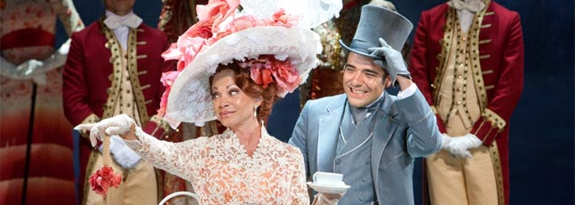 My Fair Lady, en el Principal