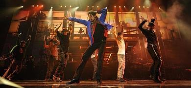 Michael Jackson no pudo ensayar un show completo de 'This is it'