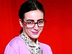Betty la fea se transforma en Betty la guapa
