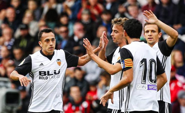 Fotos del partido AFC Bournemouth - Valencia CF