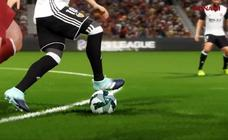 Pro Evolution Soccer 2018 firma con el Valencia CF