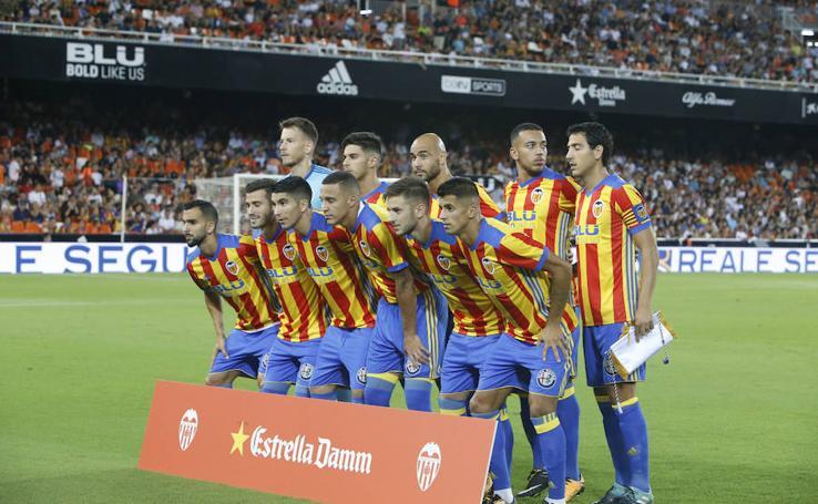 Fotos del Valencia CF - Atalanta BC