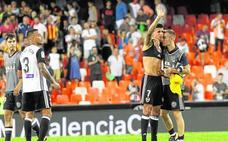 Cancelo llora su adiós a Mestalla