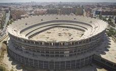 Primera reunión entre Valencia CF y Ayuntamiento para reanudar las obras del nuevo estadio