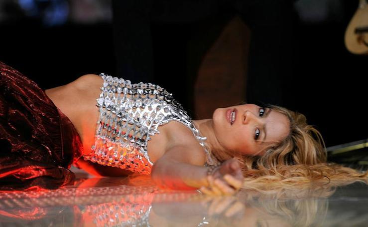 Fotos de la cantante Shakira