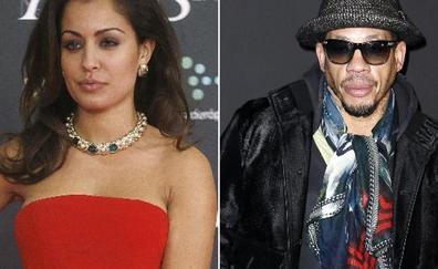 Hiba Abouk y su polémico novio, el rapero Joey Starr