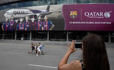 El Barça defiende la honorabilidad del contrato con Qatar
