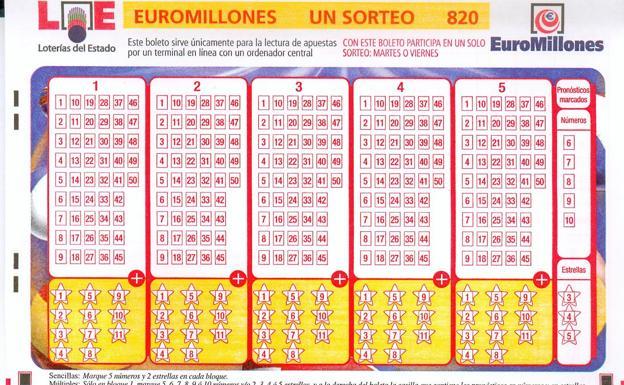 euromillonaria del martes latina
