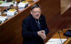 Bronca en Les Corts tras negarse el PP a permitir votar un acuerdo de PSPV y Podemos para pedir responsabilidades a Mariano Rajoy