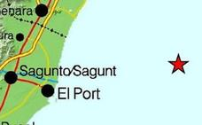 Dos pequeños terremotos frente al Puerto de Sagunto