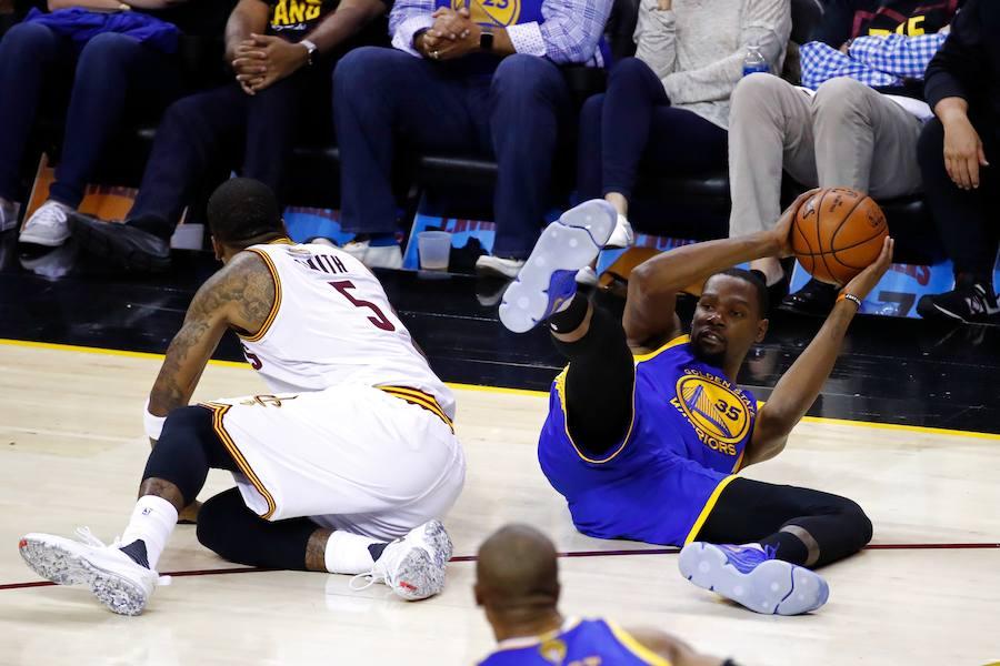 Fotos de la final de la NBA