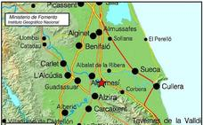 Terremoto de 2,9 en Algemesí